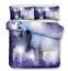 3D-hermoso-castillo-unicornio-Cubierta-Del-Edredon-Edredon-Cubierta-Juego-de-cama-funda-de-almohada miniatura 22
