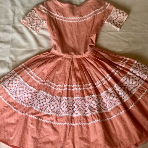 1950s merl Beitling Cupcake Dress