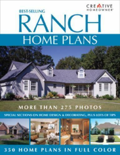 Best-Selling Ranch Home Plans-ExLibrary