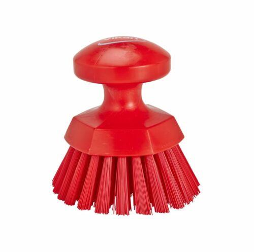 Valeting cepillo de lavado de coches Vikan Ultra Durable Redondo Scrub Cepillo Cepillo