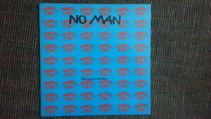 LP-No-Man-Whamon-Express-1st-press-cut-out-SST-Black-Flag-Henry-Rollins