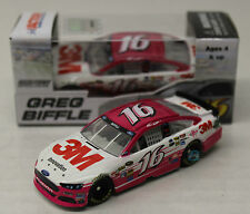 #16 GREG BIFFLE 2013 3M Innovation Pink 1:64 Action Diecast Nascar In Stock
