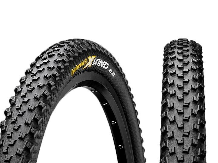 Continental X-KING PredECTION 27.5  x 2.2   2.4  Performance MTB Bike Tyre  more discount