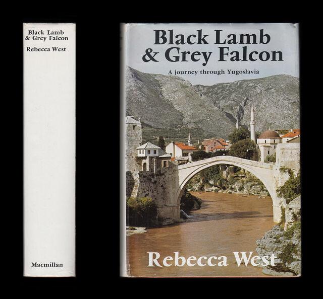 Schwarzes Lamm und grauer Falke Reise durch Jugoslawien, 1937 Mazedonien Montenegro