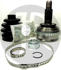 ROVER MGZR-MG-ZR ABS RING DRIVESHAFT CV JOINT & BOOT KIT 1.4,1.8