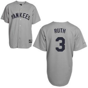 Babe Ruth Jersey NY Yankees 1927