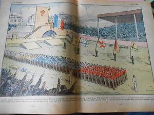 Parc des Princes Assossiation catholique Jeunesse 40.000 jeunes Print 1936 JEn3t3Nd-09161725-842824693