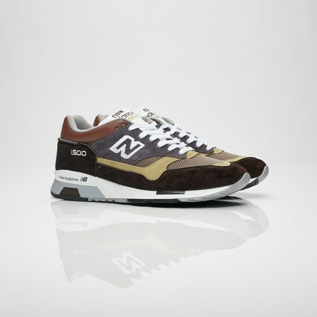 New Balance M1500BGG Made in England Brown Green Men Sizes NEW 100% Authentic