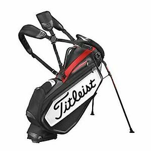 Leist Tb7sxsf Stand Caddy Bag Black Size 95 4way Top From An