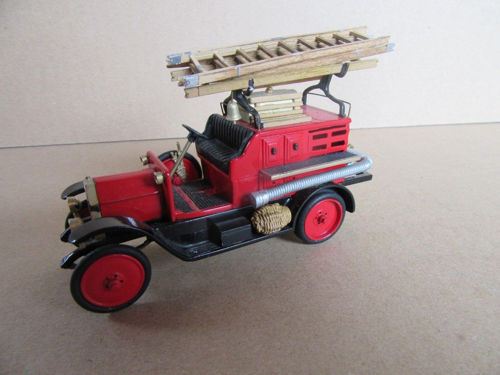 442 ABC Brianza Kit métal Fiat 15 TER 1920 camion pompiers 1:50