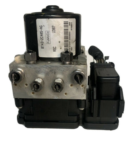 ABS Anti Lock Brake Pump Unit 2011 Ford Edge A//TBT43-2C405-AG