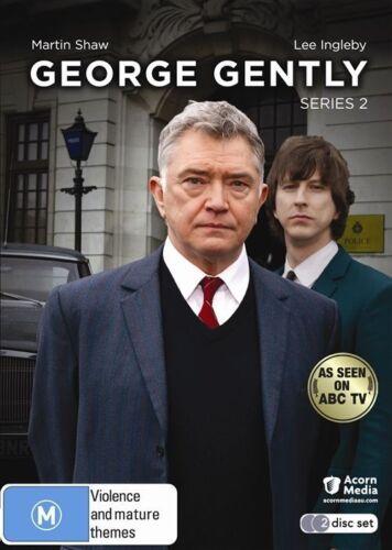 1 of 1 - George Gently Series : Season 2 : NEW DVD