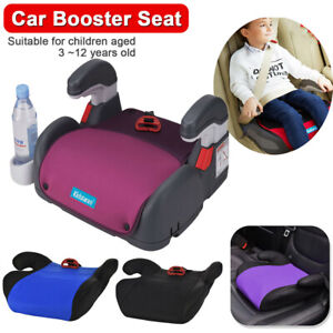 Car-Booster-Seat-Chair-Cushion-Pad-For-Toddler-Children-Kids-Sturdy-3-12-years