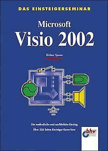 Microsoft Visio 2002 von Helma Spona | Buch | Zustand akzeptabel