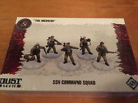 Dust Studio: Dust Tactics the Medvedi Ssu Command Squad -