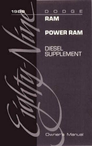 Car & Truck Repair Manuals & Literature Motors OEM Owner's Manual ...