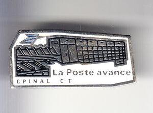 RARE-PINS-PIN-039-S-PTT-LA-POSTE-CT-CENTRE-DE-TRI-EPINAL-VOSGES-88-BT