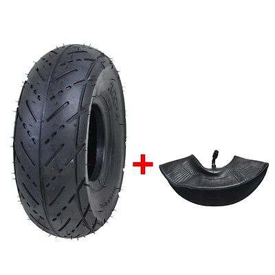 3.00-4 Tyre /&  Tube 9x3.50-4 Tire 9x3.5-4 Scooter Pocket ATV Razor Chairwheel