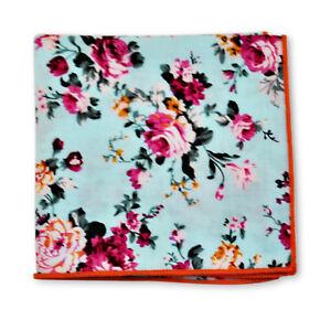 Frederick-Thomas-pale-blue-rose-floral-cotton-pocket-square-handkerchief-FT3401