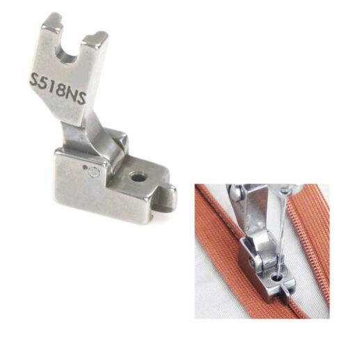 Accessori per macchine da cucire Piedino per cucire Piedino per cerniere S51Wh3