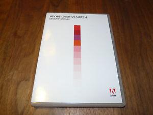 Adobe-Creative-Suite-4-CS4-Design-Standard-version-francaise-pour-Mac-Vollvers