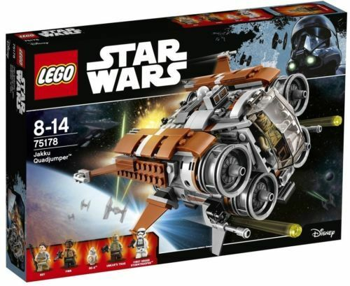 LEGO UK 75178 'Jakku Quad Jumper' Construction Toy