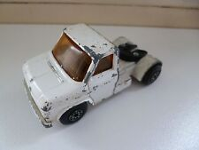 Ford A Series - 1977 - # K-27 - Super Kings - Matchbox Lesney - White - England