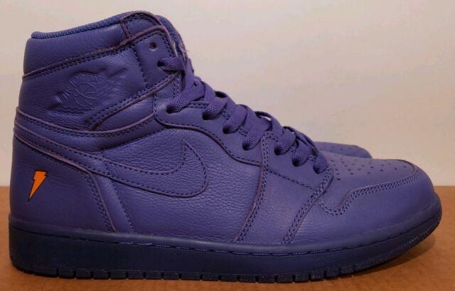 innovative design d2eb2 f59ec Size 10 Nike Air Jordan Retro 1 Gatorade Rush Violet Grape purple PADS  Royal OG