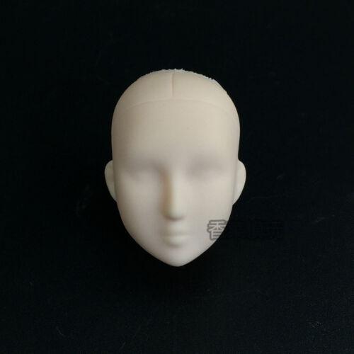 """SCALA 1:6 colore bianco pelle riverniciatura aggressivo per 12/"""" Donna Action Figure Corpo"""