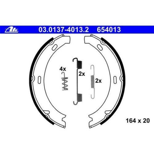 Original ATE 03.0137-4013.2 Bremsbackensatz für MERCEDES-BENZ