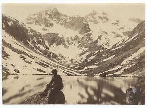 Francia per Identificare Vintage Albumina Ca 1875 Piccolo Formato 6x8, 8cm