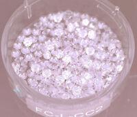 0.68 Carat Lot Of Loose Round Brilliant Diamonds 2.15 Mm Diameter 0.04 Vs/si1
