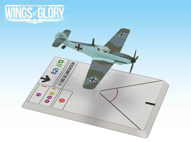 Wings of Glory - Messerschmitt Bf.109 E-3 (Squadron Pack) - New!