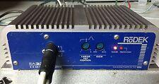 Old School Rodek RA230E 2 Channel Amplifier,RARE,USA,Zed Audio,Unicorn,Vintage