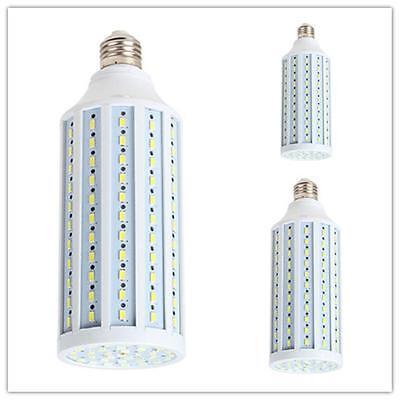 E27 50W 8250LM 165 x 5730 SMD LED Light Warm White/White Corn Bulb 110V/220V BG