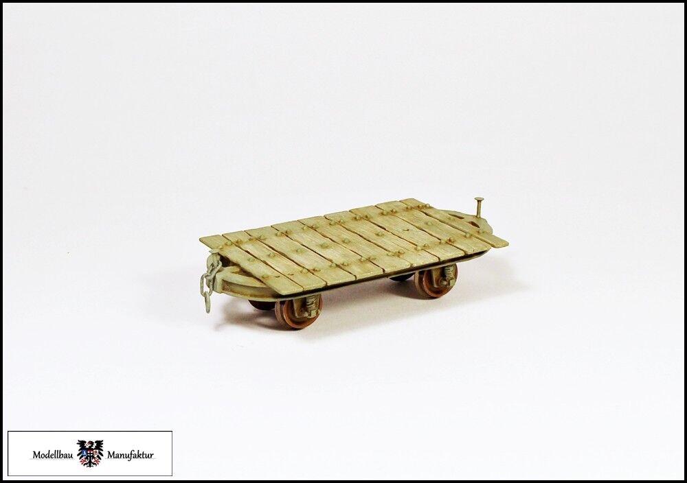 Feldbahnlore - Fertigmodell Spur Gn15