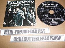 CD Metal Buckcherry - All Night Long (1 Song) Promo ELEVEN SEVEN / EMI