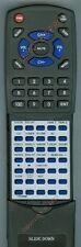Replacement Remote for LUXMAN F105, 01E03143S01