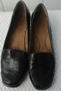 Aerosoles-Women-039-s-034-FINAL-EXAM-034-Shoe-Size-8-5-Brown-NWOB-1-75-034-Heel-Wedge