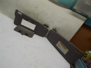 Driver-Sun-Visor-Coupe-ZX2-With-Air-Bag-Fits-98-03-ESCORT-229995