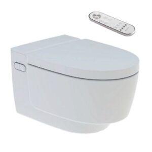 geberit aquaclean mera classic dusch wc sp lrandlos 146200111 wei alpin ebay. Black Bedroom Furniture Sets. Home Design Ideas