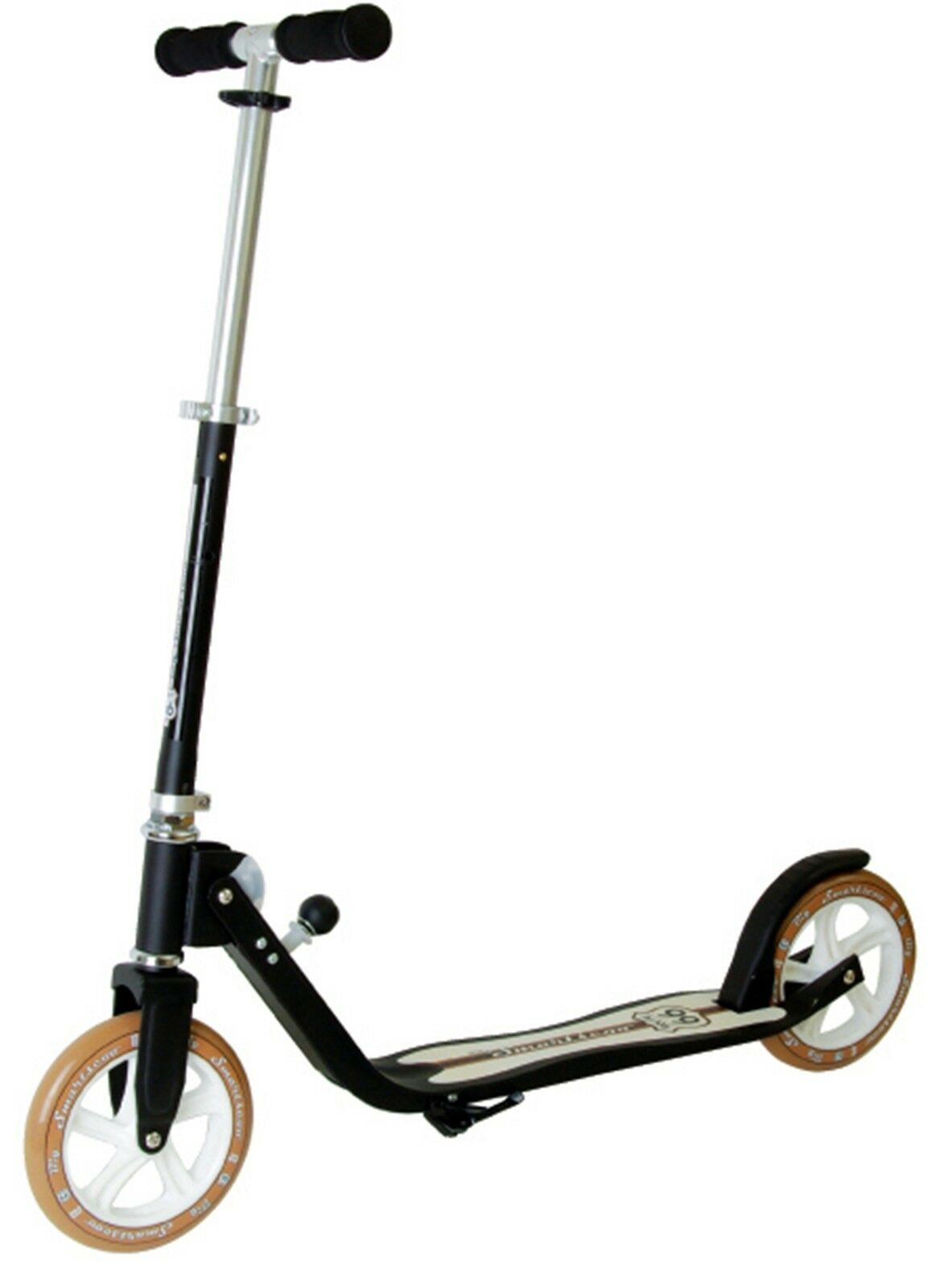 Scooter Roller SmartScoo BIG  Route 66 200 mm Wheel Trotinette 205 Spezial Preis
