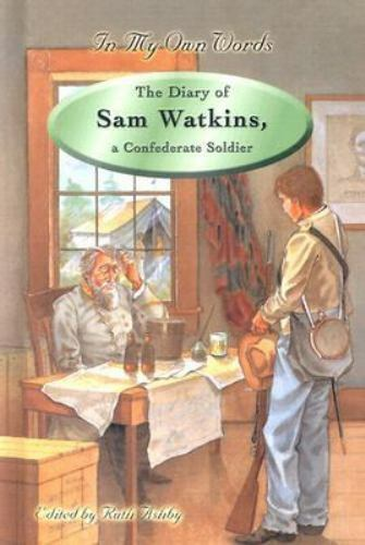 The Diary of Sam Watkins-ExLibrary