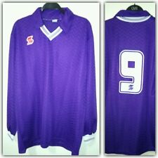 Maglia calcio fiorentina Abm vintage80/90 shirt camiseta soccer fiorentina