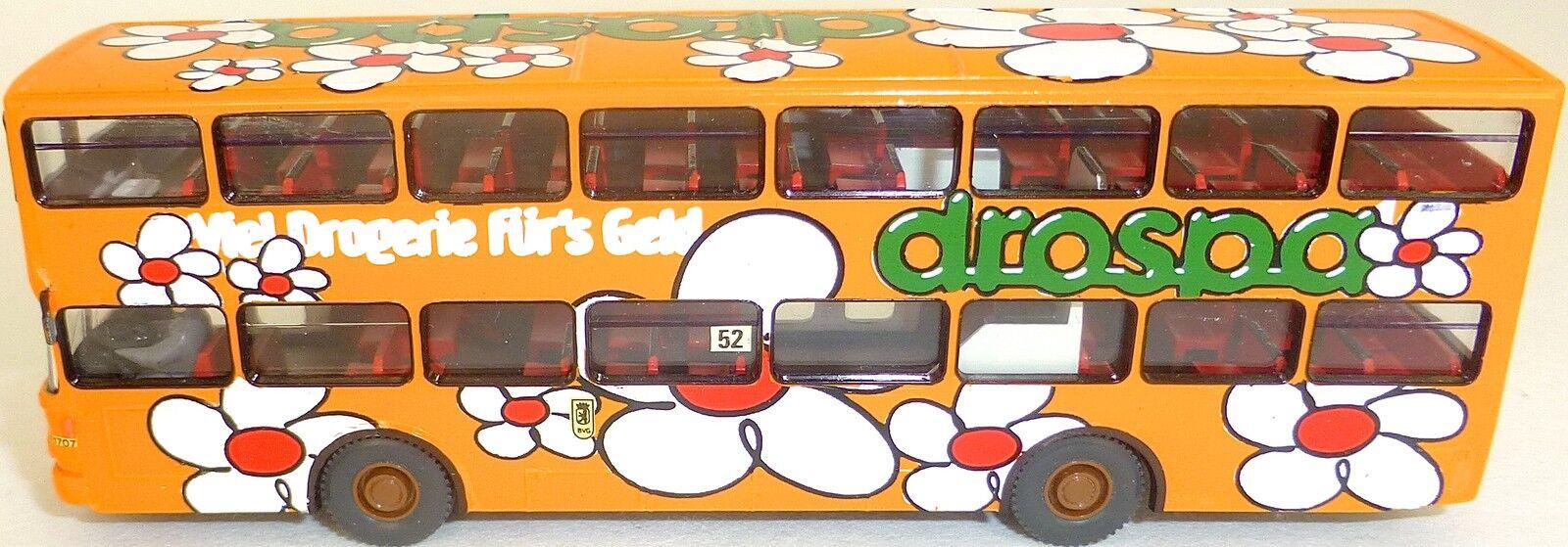 Drospa Línea 52 SD 200 modelo hecho a mano de Wiking Bus H0 1 87 gd4å