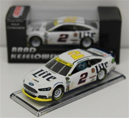 NASCAR 2014 BRAD KESELOWSKI #2 CHASE FOR THE CUP MILLER LITE 1//64 CAR