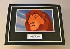 James Earl Jones Signed Framed 16x12 Photo Autograph The Lion King Display + COA