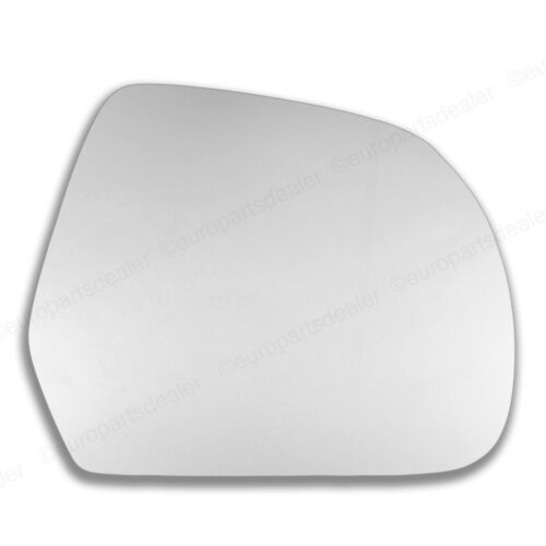 For Dacia Duster 2010-2013 right hand side wing door mirror glass