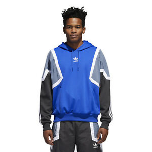 Details about Adidas Originals Nova Men's Hoodie Hooded Sweat Jacket Retro Pullover CE4802
