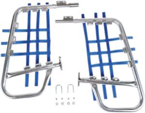 Blue Web  60-6220 Alloy Bar 87-92 LT250R 2x4 DG Performance Alloy Nerf Bars